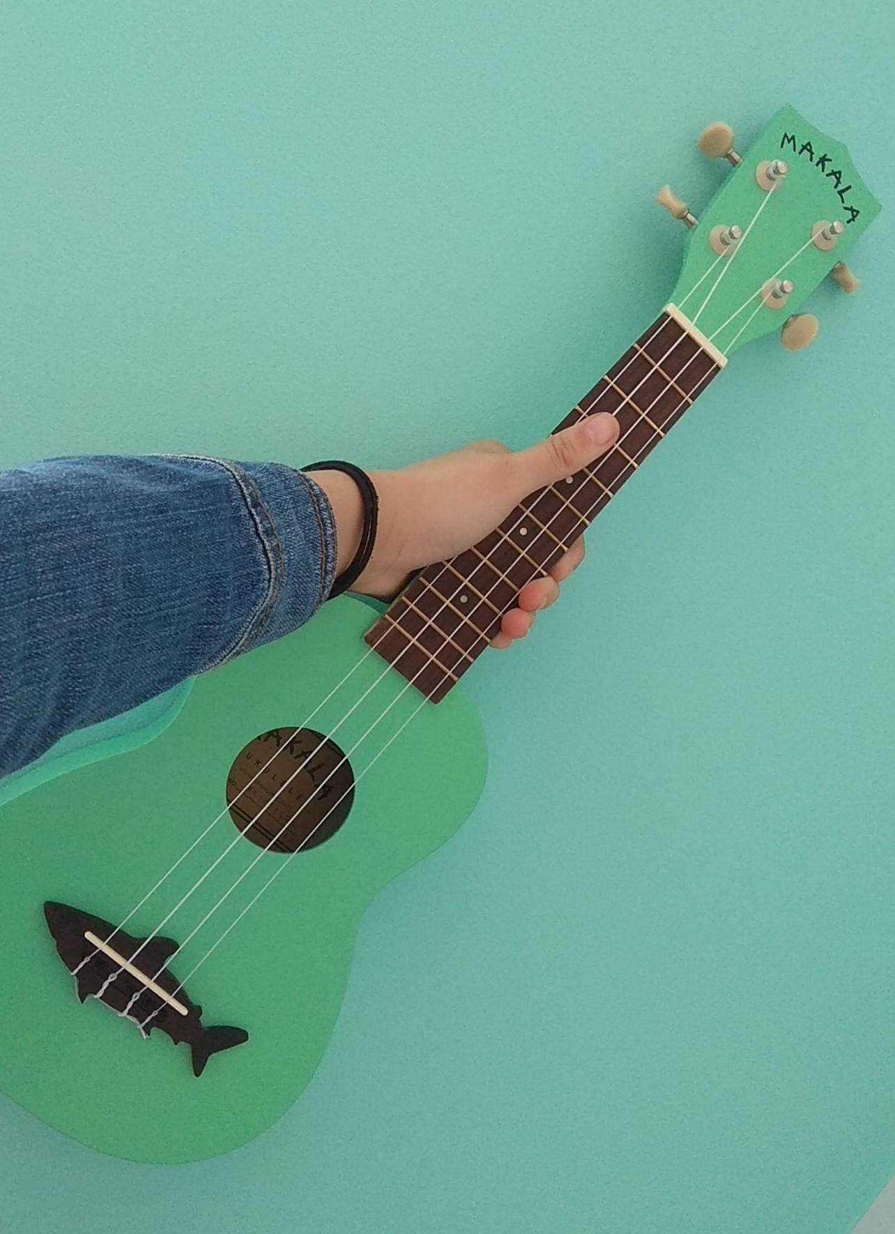 Como tocar faded no ukulele