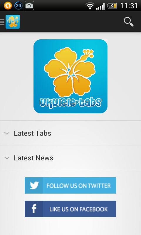 Ukulele ukulele tabs top : Free Android Application for Ukulele Players | Ukulele Tabs