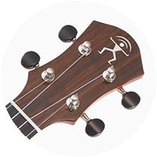 ukulele headstock